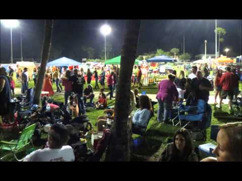 The Acreage Community Park Music Jam Palm Beach Broadcasting Promo plus added photos