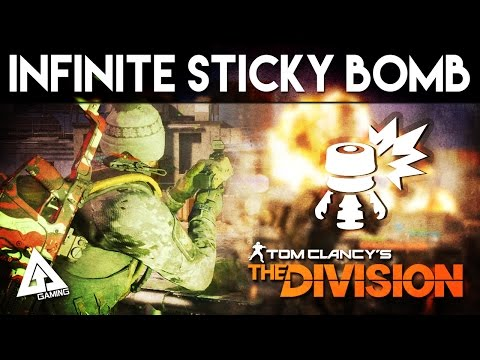 The Division Infinite Sticky Bomb Skill Power Build | Best of Builds