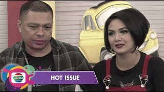 Hot Issue Pagi Mengejutkan Pernikahan Raul Lemos dan Krisdayanti di Ujung Tanduk