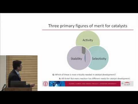 Tom Jaramillo | Electrocatalysis 101