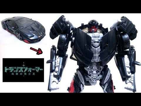 Walmart Exclusive Transformers Movie 5 The Last Knight Deluxe Hotrod wotafa's review from YouTube · Duration:  17 minutes 9 seconds