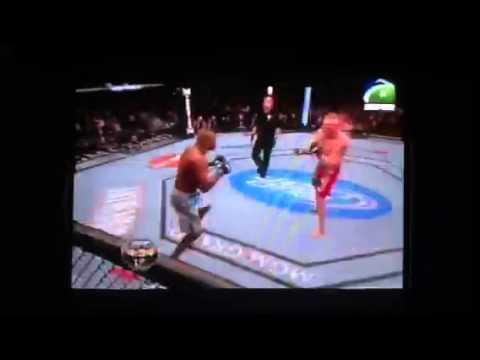 Brock lesnar vs Alistair overeem FULL FIGHT - YouTube