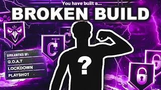 THIS IS THE MOST BROKEN BUILD ON NBA 2K20 - RARE NEVER BEFORE SEEN BUILD IS UNSTOPPABLE