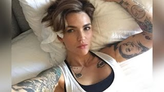 How Ruby Rose Is Making a Difference in the LGBT Community
