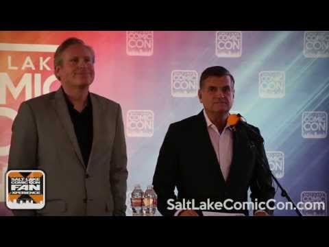 Salt Lake Comic Con FanXperience 2016 Press Conference Full (Official)