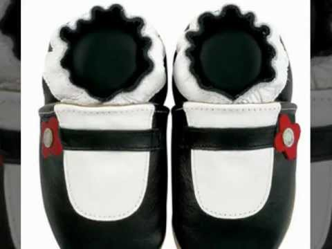 BABY SOFT SOLE SHOES by Ankle-Biters