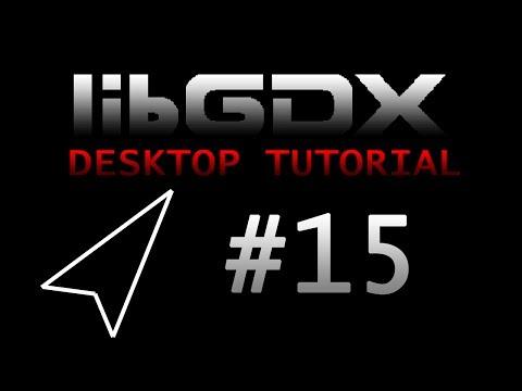 LibGDX Desktop Tutorial (Asteroids) - Part 15 - Saving High Scores