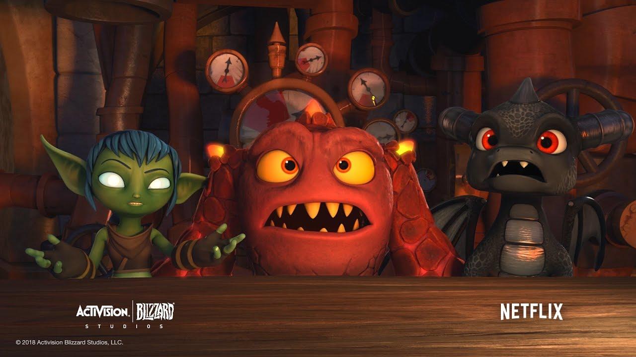 Skylanders Academy Season 3 Trailer Confirms Dark Spyro, Captain