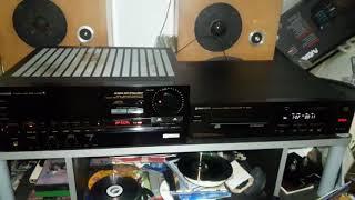 ทดสอบAMP DIGITAL +CD เสียงดี PIONEER A-X730 +PDX-830M MADE IN JAPAN