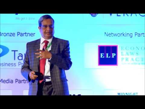 CFO Leadership Conclave - Presentation on USD - INR Forecast Model