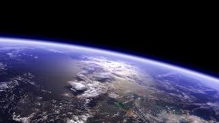 Очень красивое видео, снятое с борта МКС