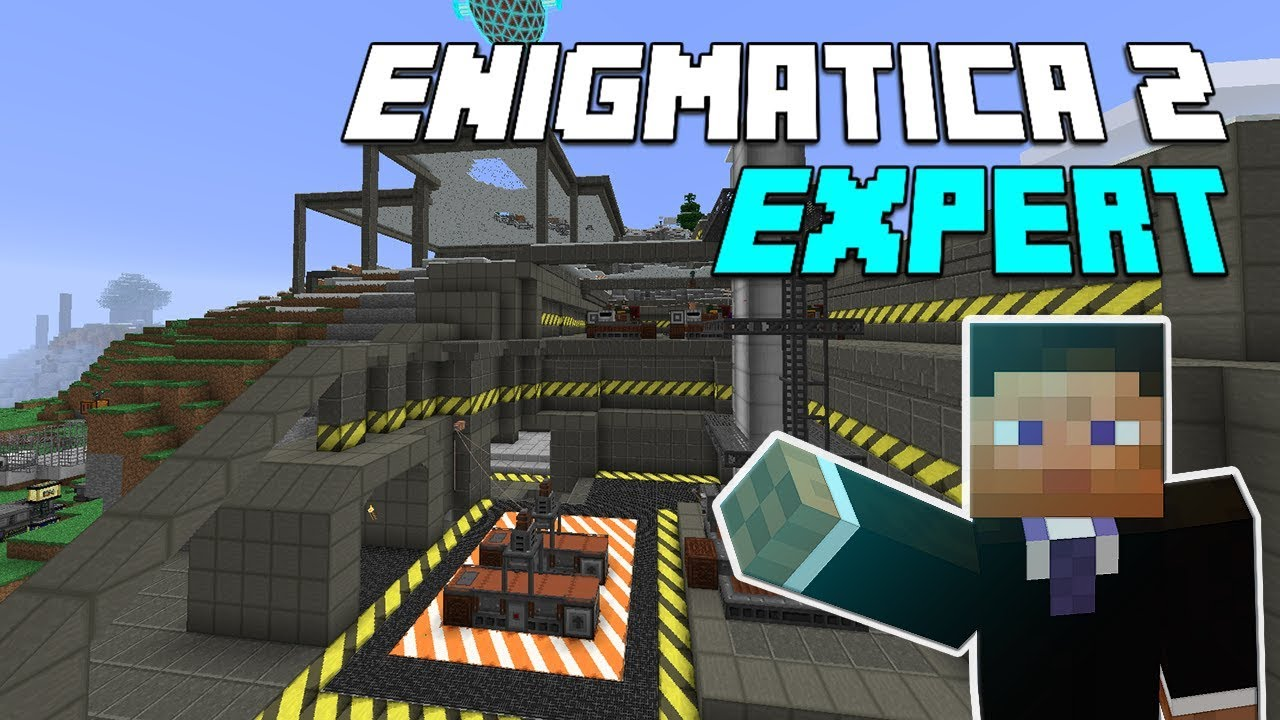 Enigmatica 2: Expert Mode - Pack Review