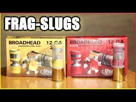 Wicked Steel Fragmenting Slugs -  DDupleks