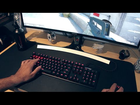 HyperX Alloy FPS Mechanical Gaming Keyboard | Review