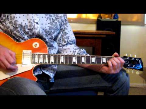 Made Me Glad - Electric Guitar - Hillsong