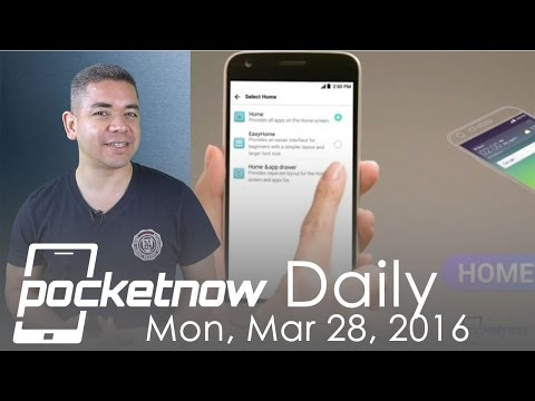 LG G5 App Tray updates, Galaxy S7 Active listing & more - Pocketnow Daily