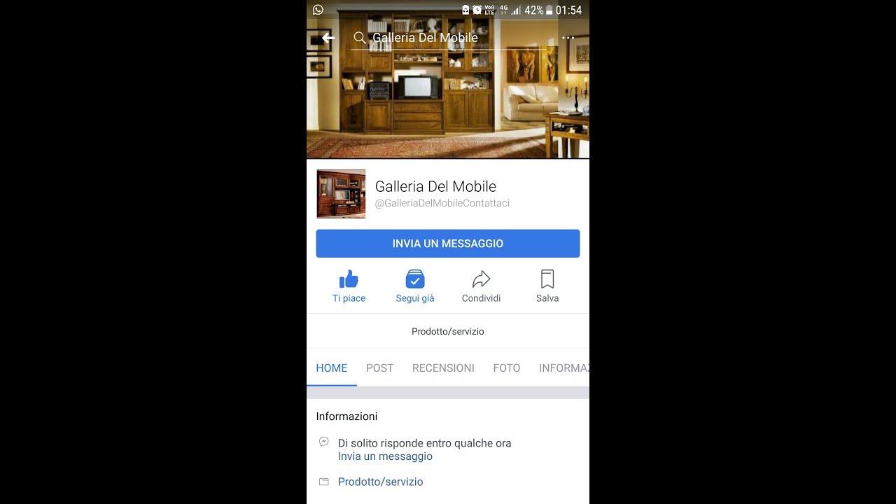 Eventi Partinico e Dintorni - Pubblicità Pagina \'Galleria del Mobile ...