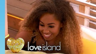 Recoupling News Leaves Amber With a Tough Decision to Make | Love Island 2019