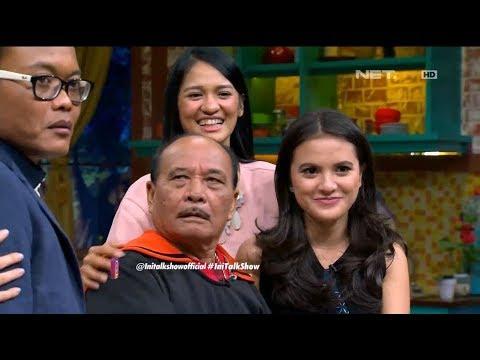 The Best of Ini Talkshow - Pak RT Salah Tingkah di Ledekin Perempuan Cantik Tamunya Sule
