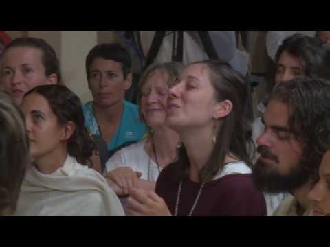 Mooji Music. O, Holy Father
