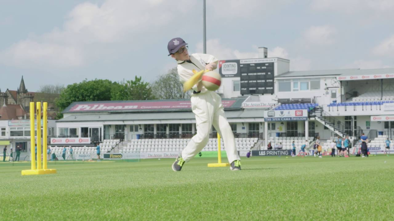 DISABILITY DAY: Sussex Cricket Foundation Disability Day 2016