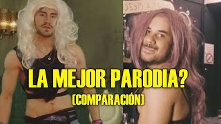 Shakira ft Maluma Parodias Jonatan Clay vs Werevertumorro thumbnail