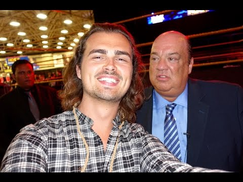 HOW NOT TO INTERVIEW PAUL HEYMAN!