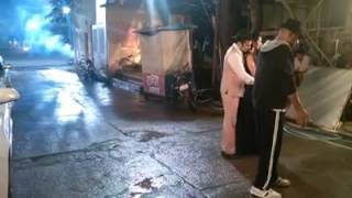 IshRa Rain Dance Rehearsal