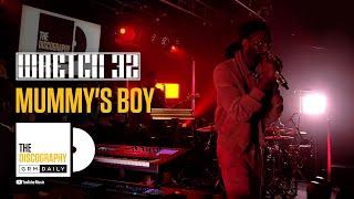 Wretch 32 - Mummy's Boy [Live]   GRM Daily
