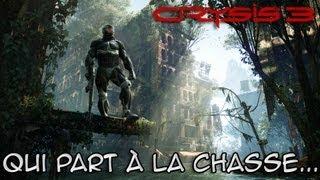 En mode Chasseur sur Crysis 3 | Gameplay online sur PC