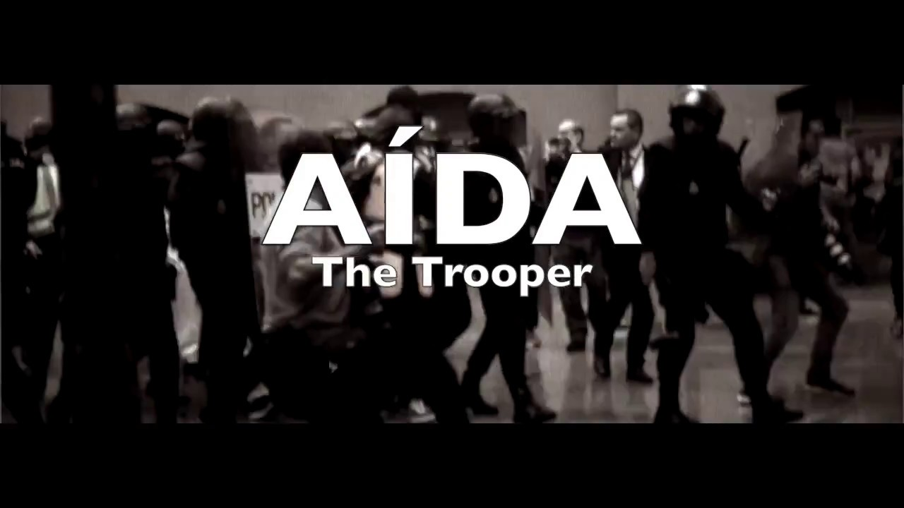 The trooper - Iron Maiden (Cover) by Aída