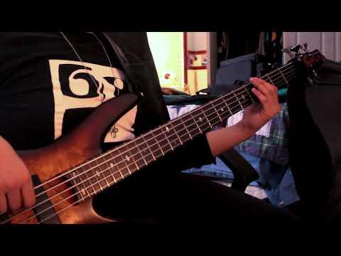 Mr. Jukes - Grant Green Ft. Charles Bradley「Bass Cover」