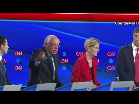 Frankie Darcell - #DemocraticDebates Night 1 Recap in The D