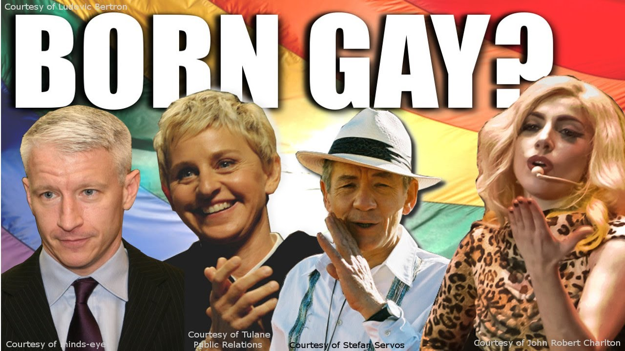 from Avery pro on born gay