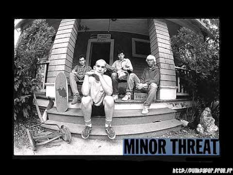 Minor Threat - Live @ Irving Plaza, NY 1982 (full show)