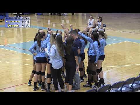 Volleyball vs. North Andover 10-1-18