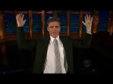 Late Late Show with Craig Ferguson 12/11/2009 Jim Parsons, They Might Be Giants