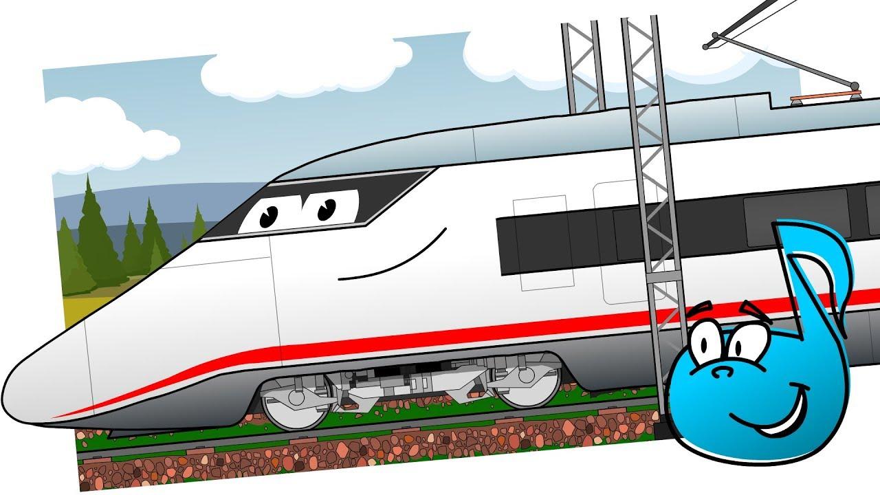 Download Pociąg ELEKTRYCZNY || DrobNutki || Piosenki DLA DZIECI