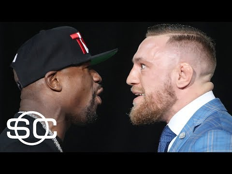 Mayweather-McGregor Media Tour Is