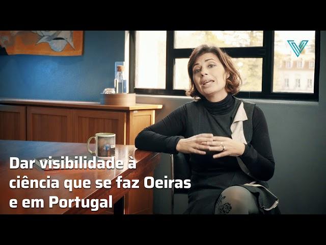 Entrevista a Mónica Bettencourt Dias - parte 2