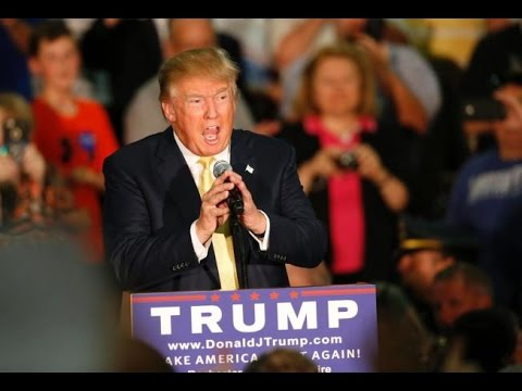 Donald Trump Speaks to Voters at Town Hall in Rochester (9/17/2015)