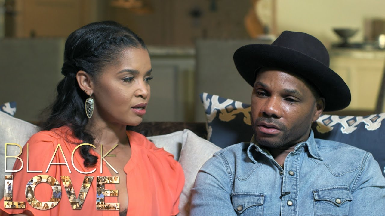 "Kirk and Tammy Franklin's ""Scary"" Dinner Date That Led to Counseling 