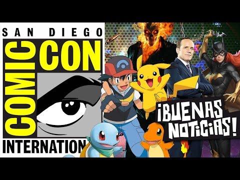 Noticias sobre Comic-Con 2016 | ¡NO LO VAS A CREER!