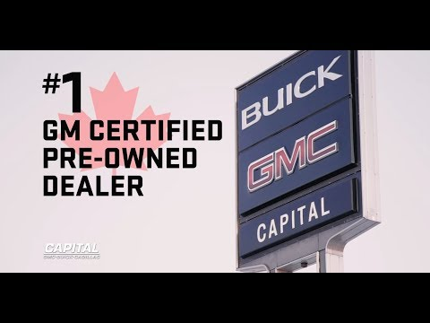 Capital GMC Is Canada's #1 GM CPO Dealer!