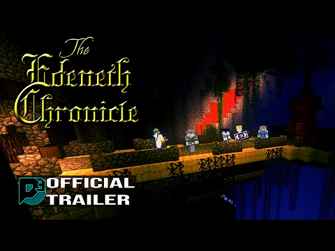 The Edeneth Chronicle - Official Trailer (Minecraft Machinima Web Series)