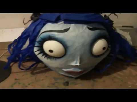 Emily Cadáver de la Novia Piñata