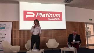 TSLA EXPO - Problem braku kierowców, The problem of shortage of truckers - Iwona Blecharczyk 2019/73