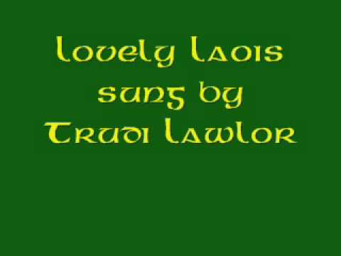 Lovely Laois sung by Trudi Lawlor