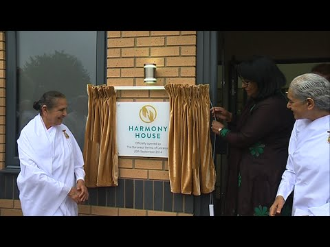 Brahma Kumaris Centre Opens in Leicester
