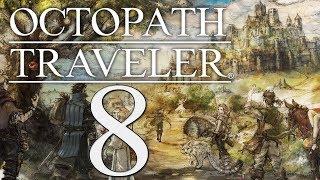 Lets Play Octopath Traveler - Part 8 - Kampf gegen die Piraten Mikk & Makk